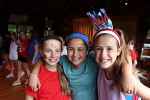 Camp Watitoh July 4th